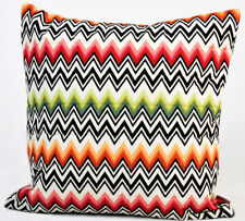 MISSONI HOME FODERA CUSCINO NED 156 COTONE QUILTATA PILLOW BAG MASTER MODERNO