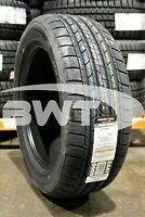 2 New Milestar MS932 98V 50K-Mile Tires 2155517,215/55/17,21555R17