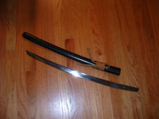 New listing [Sj62] Japanese Samurai Sword: Mumei Wakizashi Blade and Saya