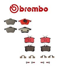 For Audi A4 VW Passat 1997-1999 Front & Rear Ceramic Disc Brake Pad Kit Brembo