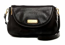 NWT Marc by Marc Jacobs New Q Natasha Cross-Body Bag - Black