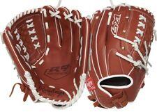 """Rawlings R9SB125-18DB 12.5"""" R9 Gold Glove Fastpitch Softball Glove Female"""