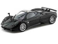 PAGANI ZONDA F BLACK 1:18 DIECAST CAR MODEL BY MOTORMAX 79159