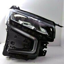 2020 2021 Chevrolet Tahoe LED Headlight Right Hand OEM 84934280