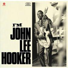 John Lee Hooker - I M John Lee Hooker [New Vinyl LP] Spain - Import