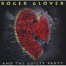 """ROGER GLOVER """"IF LIFE WAS EASY"""" CD NEUWARE"""