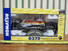 Komatsu D375A Dozer Sunrise Mining Company By First Gear 1/50th Scale