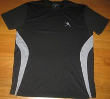 Flyby Lacrosse S Black Shirt Top Euc Stretch Sports