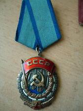 UdSSR Orden des Roten Arbeitsbanners.Nr.-22584.Sehr seltene Variante.Original