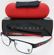 NEW Oakley Ferrari Edition Carbon Plate RX Prescription Eye Glasses OX5079-0453