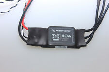 Hobbywing XRotor 2-6S Lipo 40A Brushless ESC for DIY Multi-axle aircraft copters