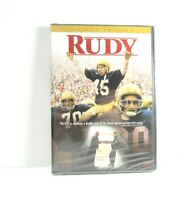 Rudy (DVD, 2000, Special Edition), New Factory Sealed