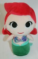 Funko Disney Super Cute Plushies Ariel The Little Mermaid Plush Doll Toy New