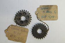 Original DDR Losrad Schaltrad 4.Gang 23 Zahn NEU SR4-3 SR4-4 M54 Sperber Habicht