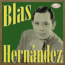 BLAS HERNANDEZ iLatina CD #25 Bolero Vals Cantante Puerto Rico Yo Necesito Verte