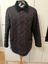 "Barbour Liddesdale Quilted Jacket m 23"" p to p  * Please Read Full Description*"