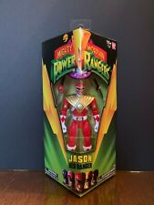 "2016 Bandai Mighty Morphin Power Rangers 5"" Legacy Jason Red Ranger"