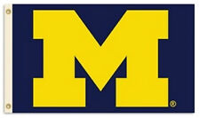 Michigan Wolverines 95503 PRO STYLE 3x5 Flag w/grommets Banner University of
