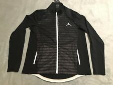 AIR JORDAN XX9 PINNACLE JACKET MEN'S SZ LARGE L WARM UP BLACK 619332 010 NWT