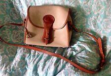 VtG Dooney & Bourke D&B All Weather Cadet Leather Cross Body Shoulder Handbag