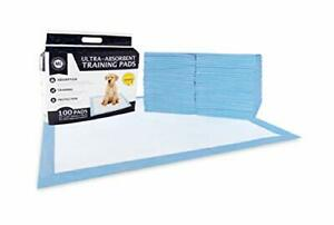 """American Kennel Club Lemon Scented Training Pads 22"""""""" x 22"""""""" - Pack of 100 AK..."""