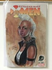 EXTRAORDINARY X-MEN #1 Phantom variant Version Storm 001