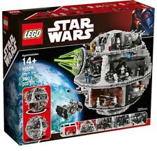 Retired LEGO Star Wars Death Star 10188 new & sealed.