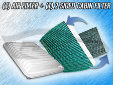 AIR FILTER HQ CABIN FILTER COMBO FOR 2009-2017 TOYOTA COROLLA 1.8L