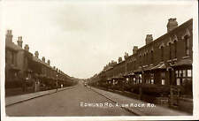 Saltley, Birmingham. Edmund Road, Alum Rock Road.