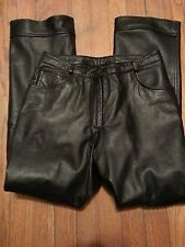 "Handcrafted Leather ""Rocker"" Woman's Pants"