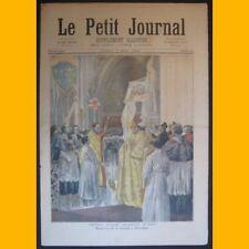 LE PETIT JOURNAL Supplément illustré 7 mai 1894