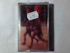 PAUL SIMON Rhythm of the saints mc cassette k7 ITALY