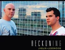 Jhelix - Reckoning EP [New CD] Duplicated CD