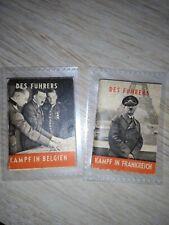 livres militaire allemand ( mini livres ) lot 2