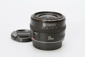 Canon EF 28mm f/2.8 EF Lens, Tested, Clean and Sharp with Fast Order Processing