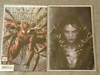 Venom #18 & 19 - Codex & Mary Jane Virgin Variants - Unread - NM & VF/NM