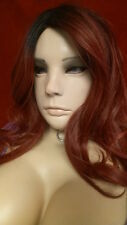 Realistic Female Girl Latex Sexy Mask Disguise Halloween Costume Movie Star Loli