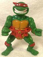1990 Storage Shell Raph Raphael TMNT Action Figure Teenage Mutant Ninja Turtles