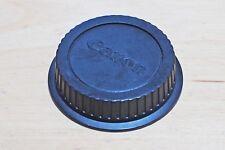 Original Canon EOS rear lens cap for EF/EF-S lenses