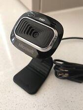 Microsoft LifeCam HD-3000 Web Camera HD 720P PC WebCam