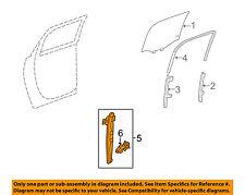 GM OEM Rear Door-Window Lift Regulator 22867700