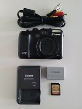 Canon Powershot G10 14.7mp - great condition (option to buy w/ waterproof case)