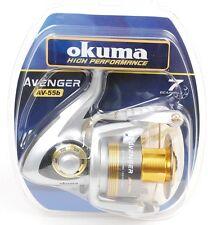 New listing Okuma Avenger Av-55b Saltwater Spin Fishing Reel New
