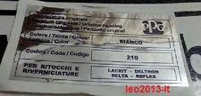 Lancia delta hf turbo integrale 8 16 valvole evo 1-2 adesivo colore ppg bianco