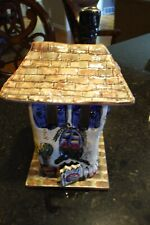 2000 Blue Sky Clayworks Heather Goldminc Welcome Home retired