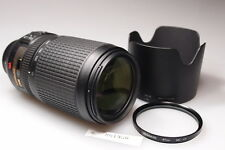 NIKON AF-S NIKKOR ED 70-300mm VR 1:4.5-5.6 G MINT