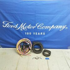 Wire Harness Fuse Block Upgrade Kit for 1935 - 1948 Ford street rod rat rod