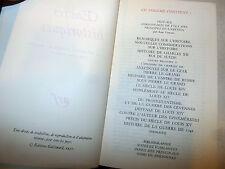 Voltaire: Oeuvres Historiques Opere storiche 1978 La Pleiade ex libris, francese