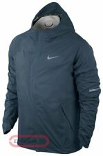 Nike Men's Shield Running Jacket Blue Size S 689473-460