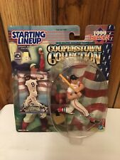1999 TED WILLIAMS Cooperstown #9 HOF Boston Red Sox Starting Lineup NIB MLB SLU